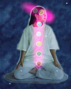 The Seven Chakras, Mantras, Clairvoyance, Intuition