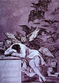 Man asleep- Consciousness