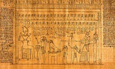 Gnosis, muinainen Egypti, papyrus