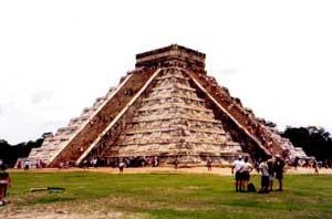 Gnosis, philosophy, cultural anthropology, chichen itza pyramid