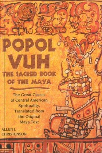 Popol Vuh- Maya - Painting