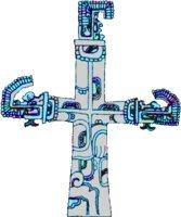 Popol Vuh- Maya- Cross