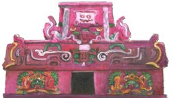 Popol Vuh- Maya- Stone