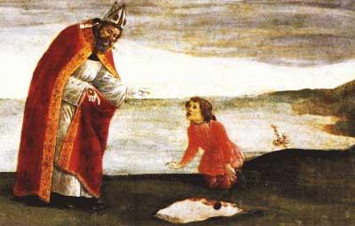 Religion, Science, Saint Anthony, Gnosis