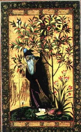 Cunoașterea în literatura sufistă-Mag, Iluminat