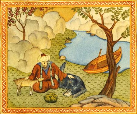 Cunoașterea în literatura sufistă-Bunul Păstor