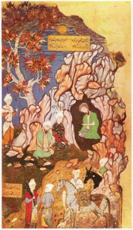 Cunoașterea în literatura sufistă-Meditația