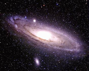 Milky Way, Monads and Souls
