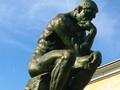 Statue, Thinker (Pure Science)