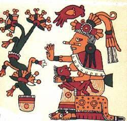 Xochiquetzal- Goddess of love, consort of Xochipilli