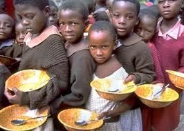 Afrikai szegénység (Tüntetések - Személyes forradalom a társadalmi változásért)