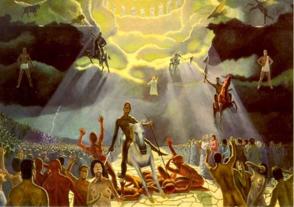 Apokalipsa, Sv. Jovana iz Patmosa