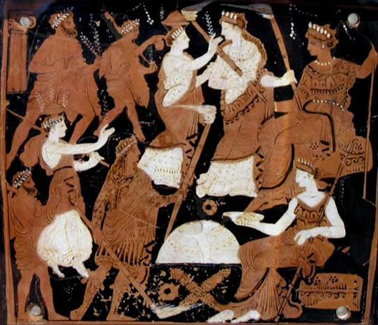 Misterios de Eleusis