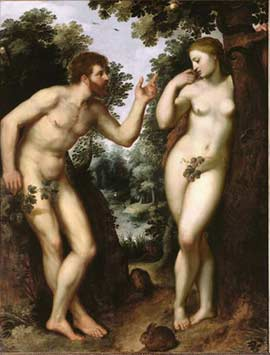 Le Pouvoir du Sexe- Adam et Eva