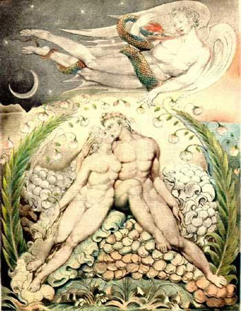 Adam i Eva, Seksualno ujedinjenje