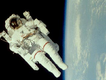 Astronauta/ UFOCOM (origine extraterrestre degli ufo)