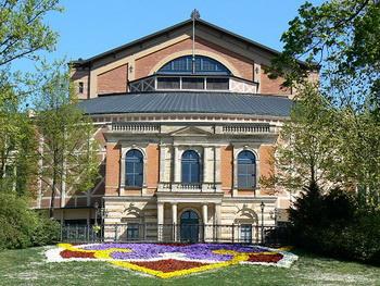 Bayreuth - Richard Wagner
