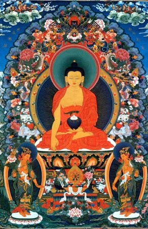 LAS 4 SANTAS VERDADES- Buddha