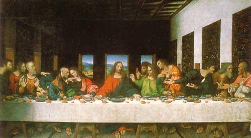 La Dernière Cène - Leonardo da Vinci