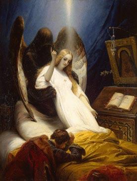 Îngerul şi Raza Morţii