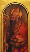 San Agostino, Carlo Crivelli