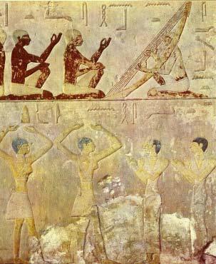 Taide - Egypti