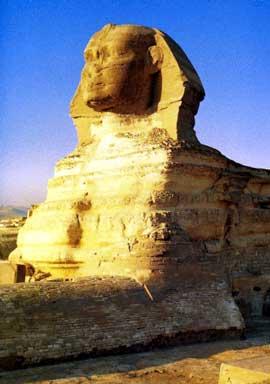 Sfinga-Sfinks, Atlantiđanskog porekla