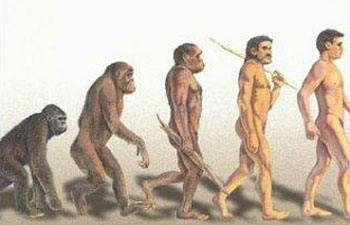 EVOLUTION, INVOLUTION, REVOLUTION - dogma of evolution