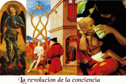 EVOLUCIÓN, INVOLUCIÓN, REVOLUCIÓN - Revolución de la Conciencia