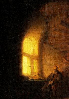 Gnosticii - Filosof în meditaţie