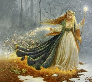 Freyja, Odin, Valhalla - Norse Mythology
