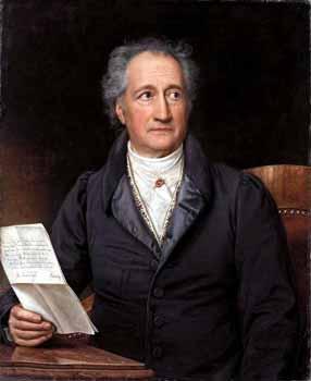 Goethe, Fausto, Eterno Femenino