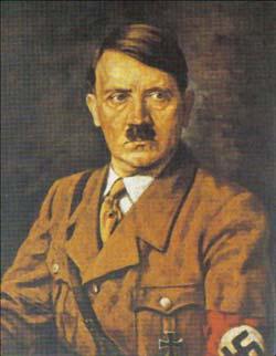 Michel de Nostradamus Prophéties Adolf Hitler