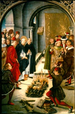L'Inquisition (Jean Tritthème- L'Estéganographie)