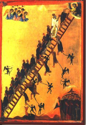 Niveles del Ser, Escalera
