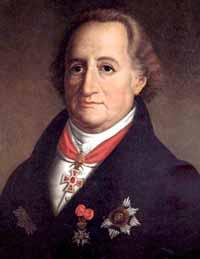 Goethe, Un Poeta Intuitivo e Geniale, Eterno Femenino, anelito metafisico