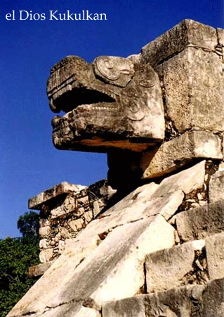 KUKULCAN- L'aigle, symbole de la force créativité de Troisième Logos