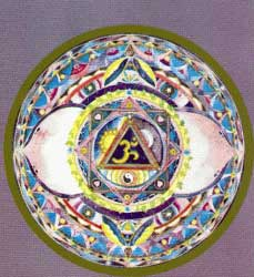 Ajna Chakra, Church of Philadelphia (clairvoyance)