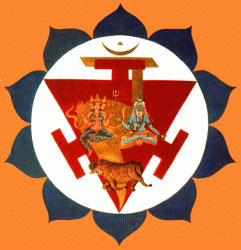 Le Sette Chiese - Chacra Manipura, Kundalini