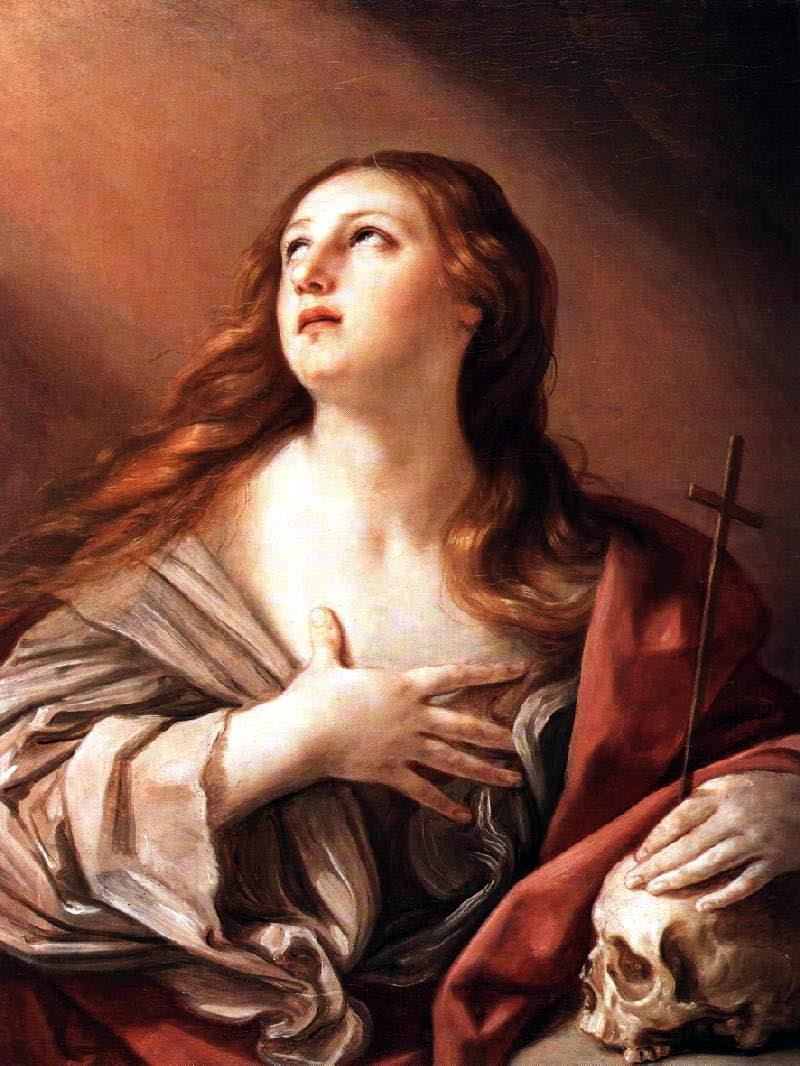 Mária Magdolna- egy gnosztikus Mesternő