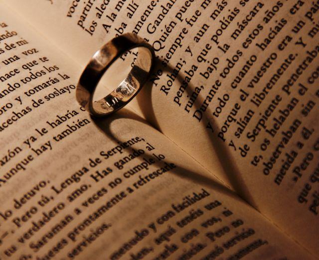 Mariage, amour et le coeur