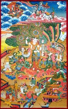 Májá királyné- Buddha édesanyja