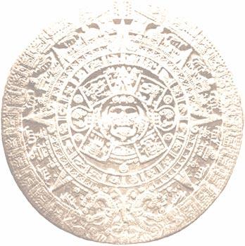 A maja napkő - maja kalendárium