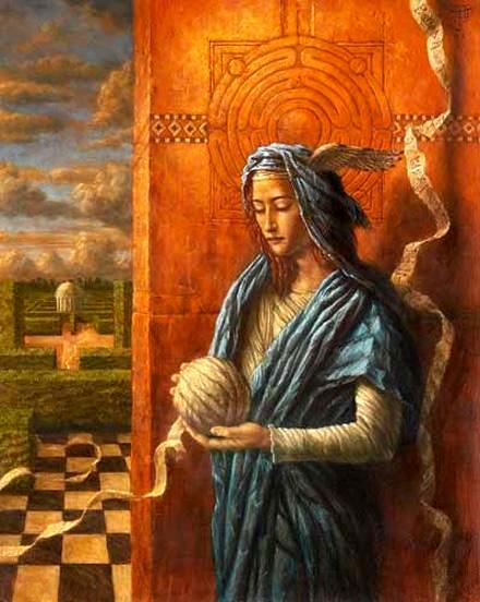 Ariadné: A labirintusok misztériuma