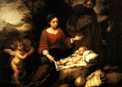 Le Christ Cosmique et de la Semaine Sainte