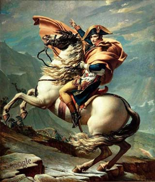 Michel de Nostradamus Napoléon Bonaparte