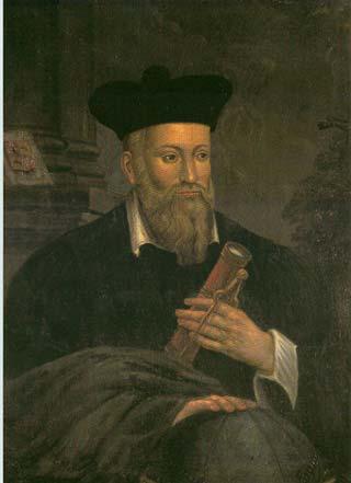 Michel de Nostradamus Propheties l'avenir de l'humanité