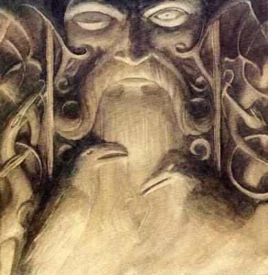 Odino - La     Mitologia Nordica