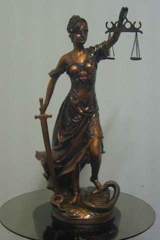 El Origen de la Ley - Diosa Themis