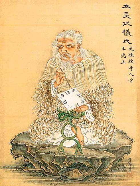 El Origen de la Ley - Fu Hi y su libro I Ching